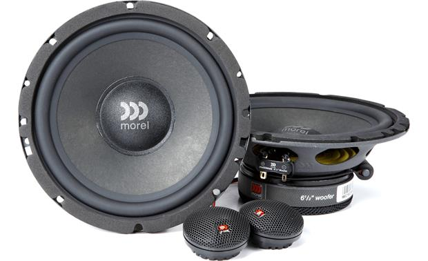 Morel Maximus 602 Morel's most affordable speakers uphold their premium standards
