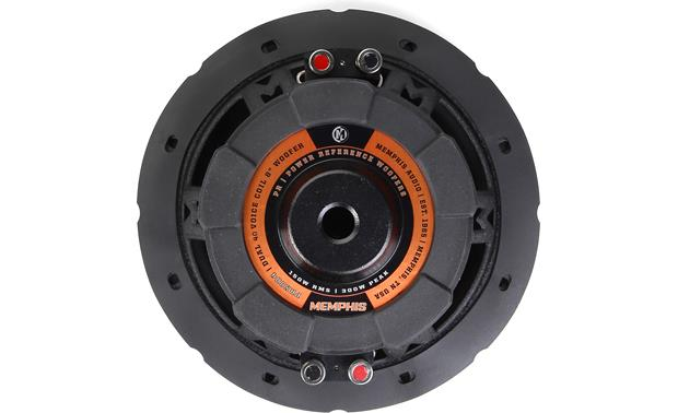 Memphis Audio 15-PRX8D4 Back
