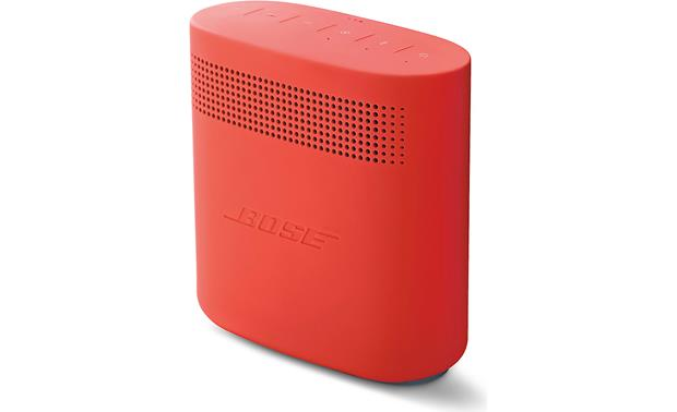 Bose® SoundLink® Color <em>Bluetooth®</em> speaker II Coral Red - back