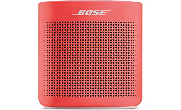 Bose® SoundLink® Color <em>Bluetooth®</em> speaker II Coral Red