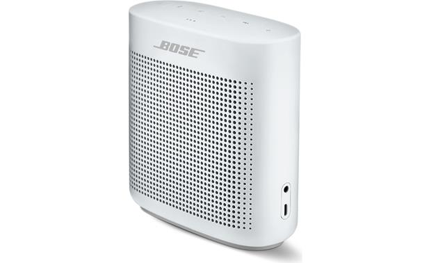 Bose® SoundLink® Color <em>Bluetooth®</em> speaker II Polar White - right front