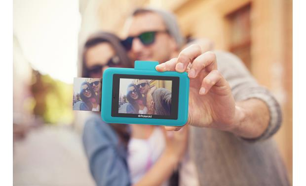 Polaroid Snap Touch Line up your selfies with the touchscreen