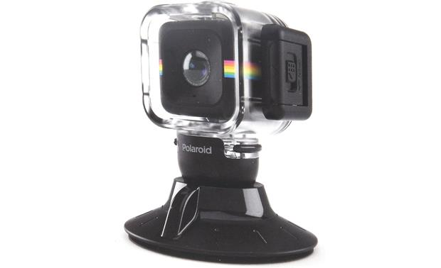 Polaroid Waterproof Case and Mount Front