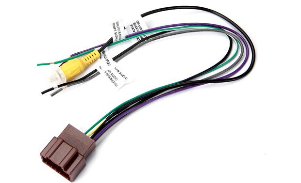 Crux CS-GM29 Wiring Interface Other