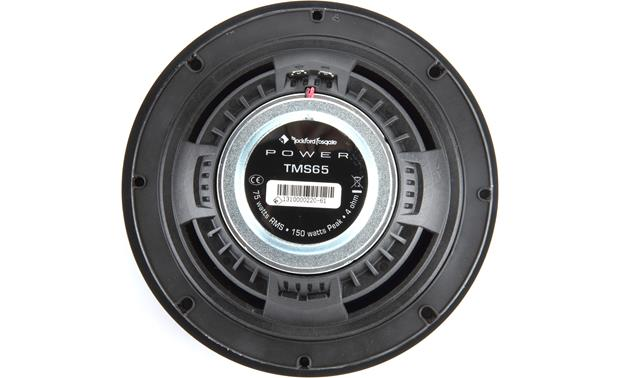Rockford Fosgate HD14RGSG-STAGE3 Back