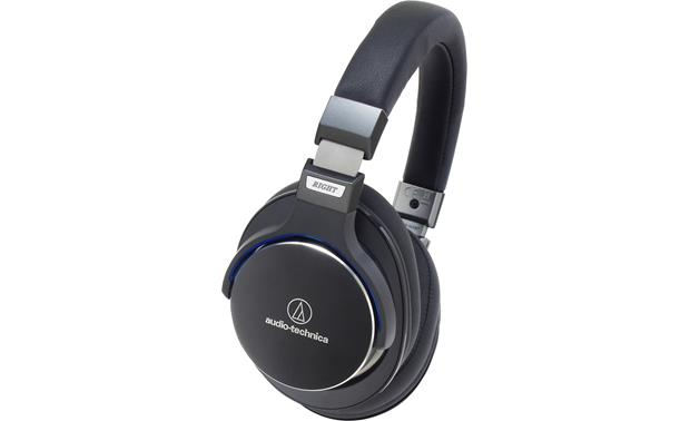 Audio-Technica ATH-MSR7 Specially designed drivers deliver detailed sound over a wide frequency response