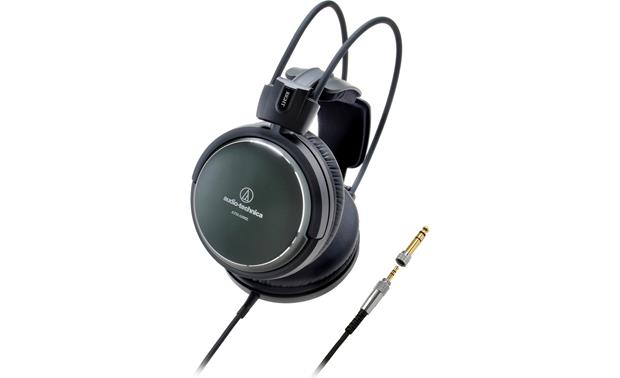 Audio-Technica ATH-A990Z Headset uses 3D wing system for effortless, relaxed fit