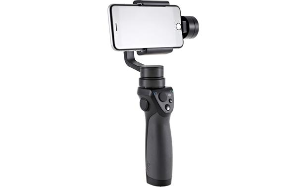 DJI Osmo Mobile Adjustable mount holds your smartphone securely (phone not included)