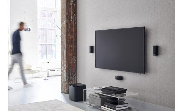 Bose® Lifestyle® 600 home theater system Includes slim Jewel Cube&reg speakers