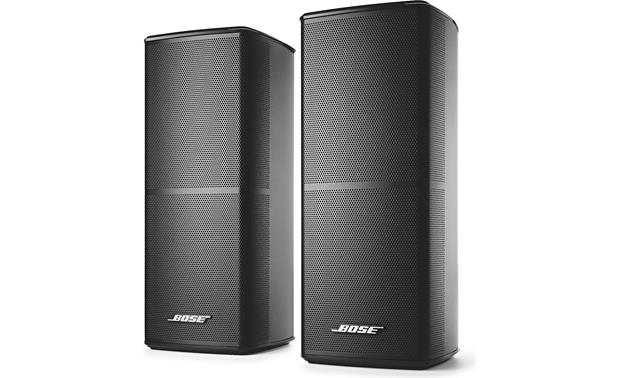 Bose® Lifestyle® 600 home theater system slim Jewel Cube&reg speakers deliver complete surround sound