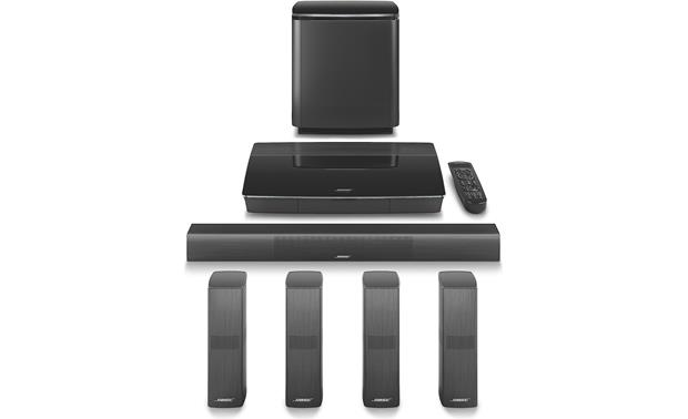 Bose® Lifestyle® 650 home theater system Complete system