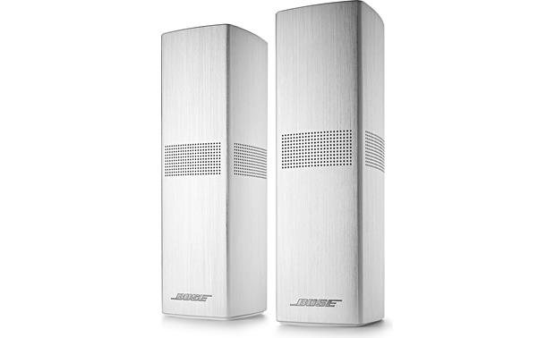 Bose® Lifestyle® 650 home theater system OmniJewel® speakers provide 360 degrees of pure, powerful sound