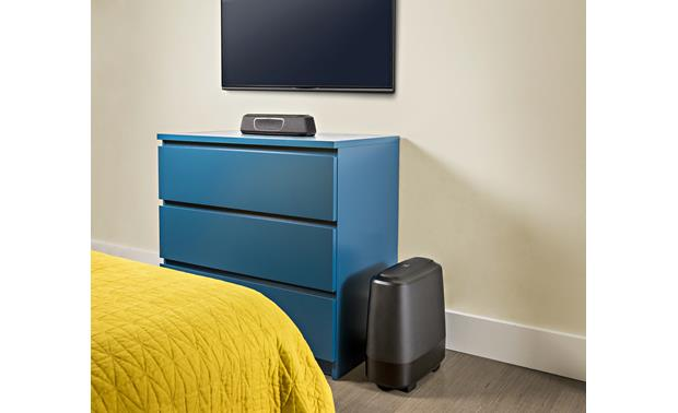 Polk Audio MagniFi Mini Compact enough for placement in a bedroom