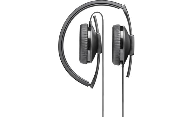 Sennheiser HD 2.10 Folds into a portable bundle