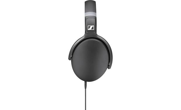 Sennheiser HD 4.30g 32mm drivers tuned for clarity and enhanced bass