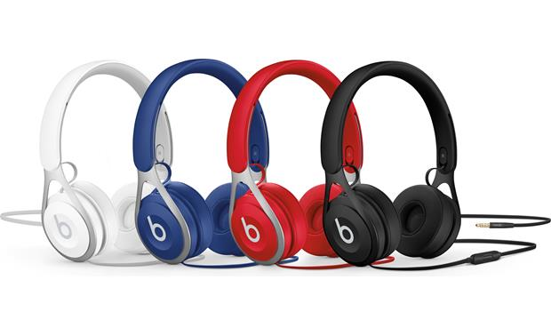 Beats by Dr. Dre EP Available in four colors