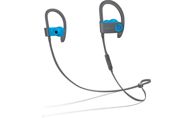 Beats by Dr. Dre® Powerbeats3 Wireless Plays music wirelessly from your phone or tablet via Bluetooth