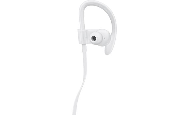 Beats by Dr. Dre® Powerbeats3 Wireless Redesigned earbud and driver for better fit, sound, and bass