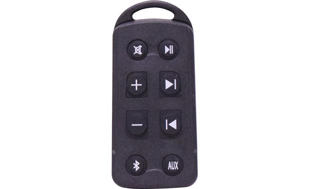 Wet Sounds Stealth-10 Ultra HD Attach the remote to your steering wheel