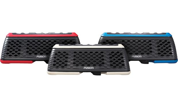 FUSION StereoActive Available in three colors