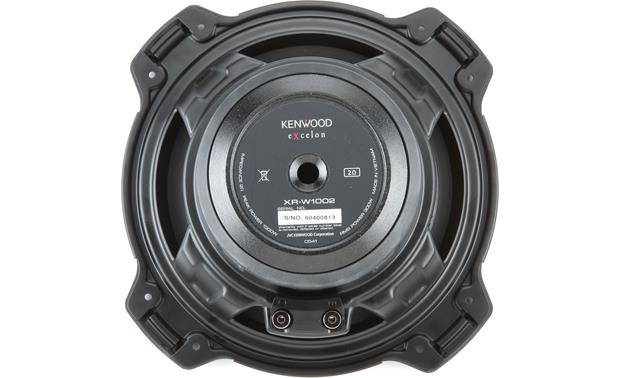 Kenwood Excelon XR-W1002 Back