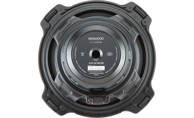 Kenwood Excelon XR-W1202 Back