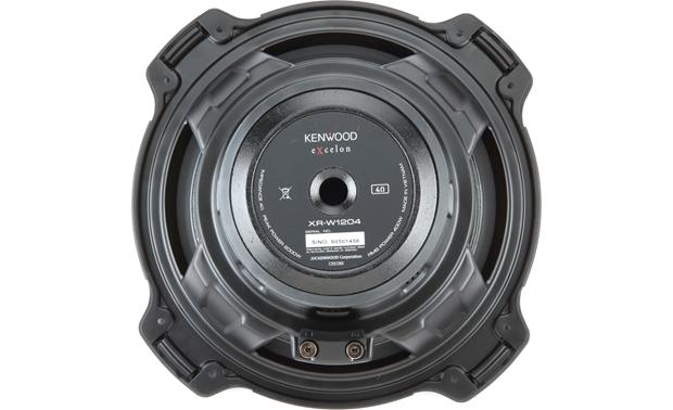 Kenwood Excelon XR-W1204 Back