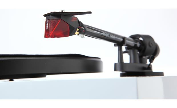 Pro-Ject Debut Carbon (DC) Pre-mounted Ortofon 2M Red moving magnet cartridge