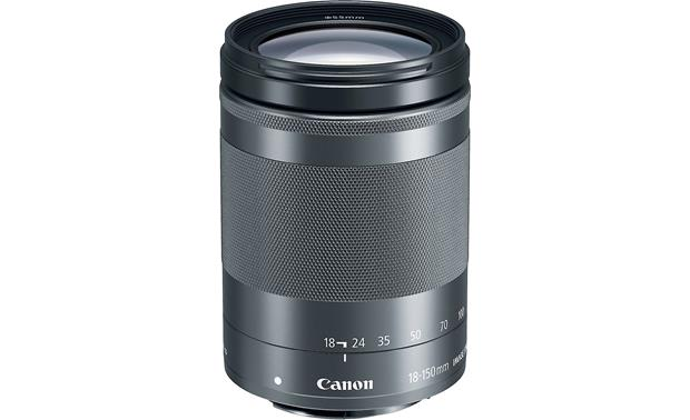 Canon EF-M 18-150mm f/3.5-6.3 IS STM Front