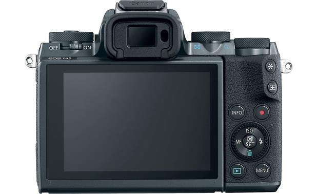 Canon EOS M5 (no lens included) Back