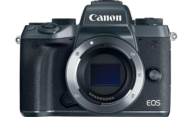 Canon EOS M5 (no lens included) Front