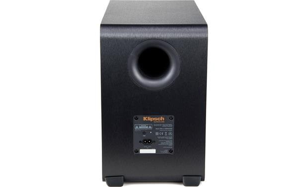 Klipsch Reference RSB-14 Back of wireless sub
