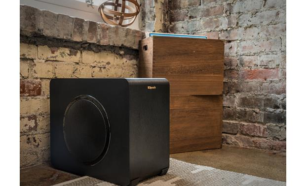 Klipsch Reference RSB-14 Wireless subwoofer offers flexible placement