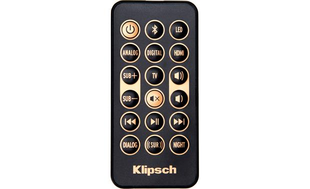 Klipsch Reference RSB-8 Remote