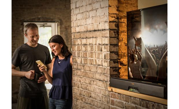Klipsch Reference RSB-8 Control your music with the Klipsch Stream app