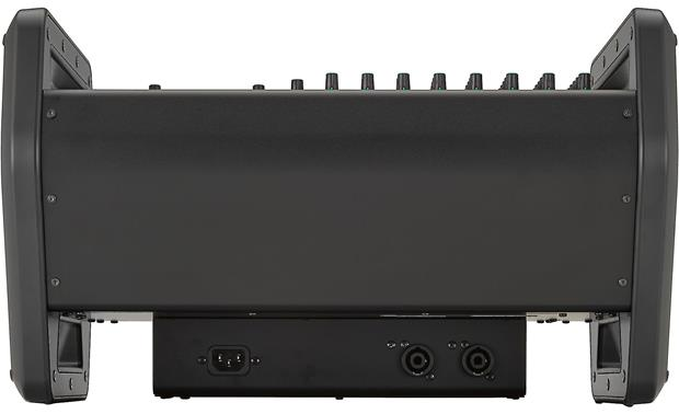 Yamaha EMX7 power and speaker connections