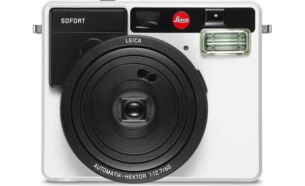 Leica Sofort Front