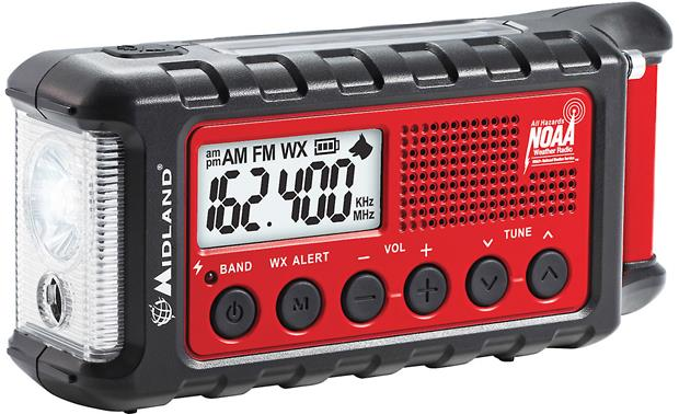 Midland ER310 E+READY Emergency radio/light/charger