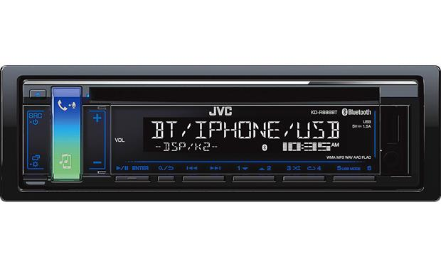 jvc kd r888bt cd receiver at crutchfield com rh crutchfield com jvc kds29 manual