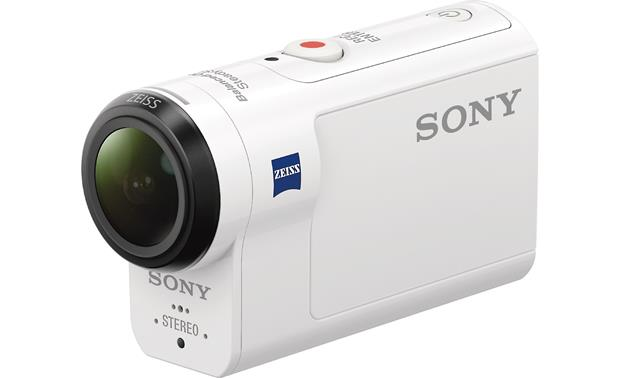 Sony HDR-AS300R Front