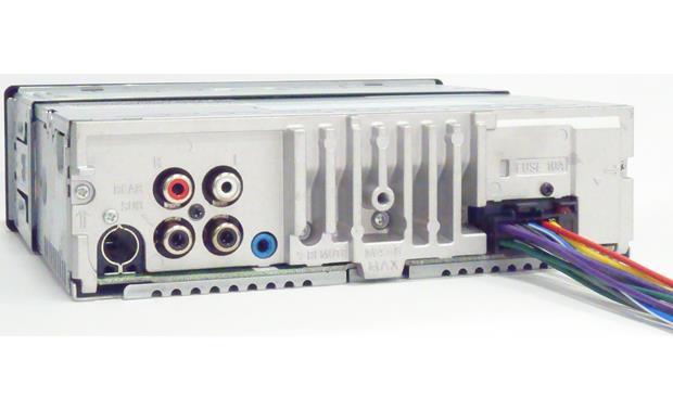 Sony Cdx G1200u Cd Receiver At Crutchfield, Sony Cdx G1200u Wiring Diagram