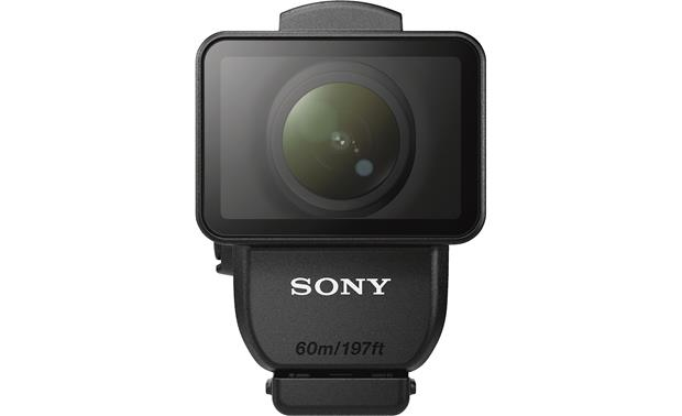 Sony FDR-X3000 Shown in included underwater housing
