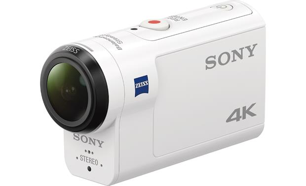 Sony FDR-X3000R Front