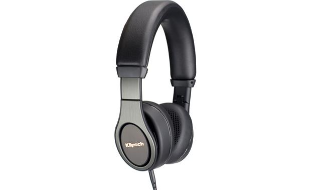 Klipsch Reference On-ear II Clean yet rugged design