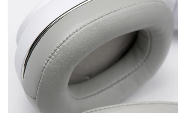 Klipsch Reference Over-ear Closeup of the soft earpads