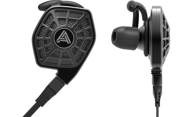 Audeze iSINE 10 One of the world's first in-ear headphones with planar magnetic drivers