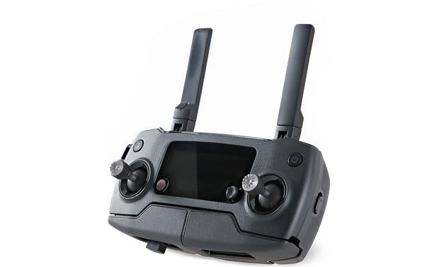 DJI Mavic Pro Quadcopter Pilot your done with the included remote