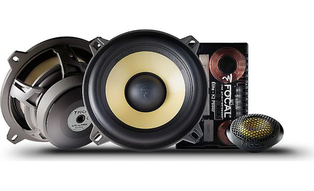 Focal ES 130K Focal builds the K2 Power Series by hand in France.