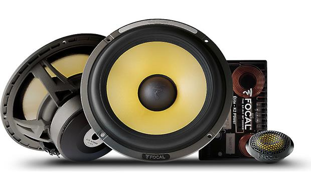 Focal ES 165K Focal builds the K2 Power Series by hand in France.