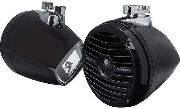 Rockford Fosgate GNRL-STAGE4 mini wakeboard tower speakers